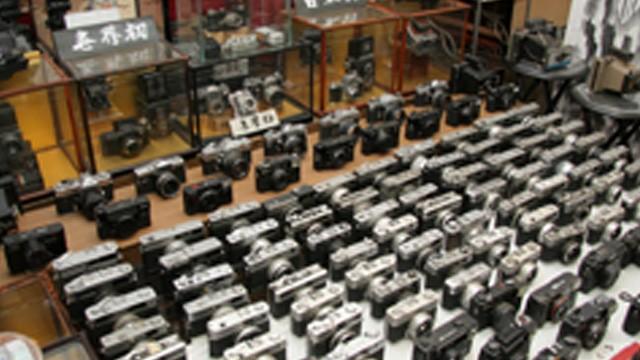 謎の世界写真機博物館