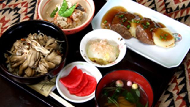 津軽の家庭料理の味