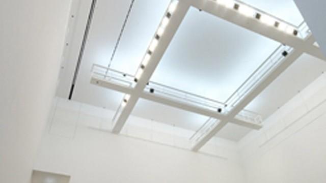 青森県立美術館 開館前の無料見学会