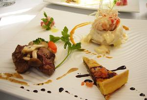 フレンチレストラン 「ラ・ボスコ」