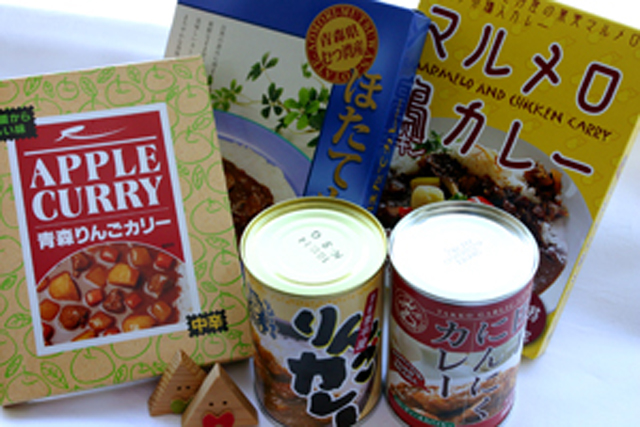青森ご当地カレーの祭典 「アスパムカレー祭り」