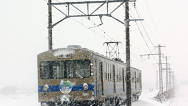 まるごと青森チック(?)なローカル線 「弘南鉄道弘南線」