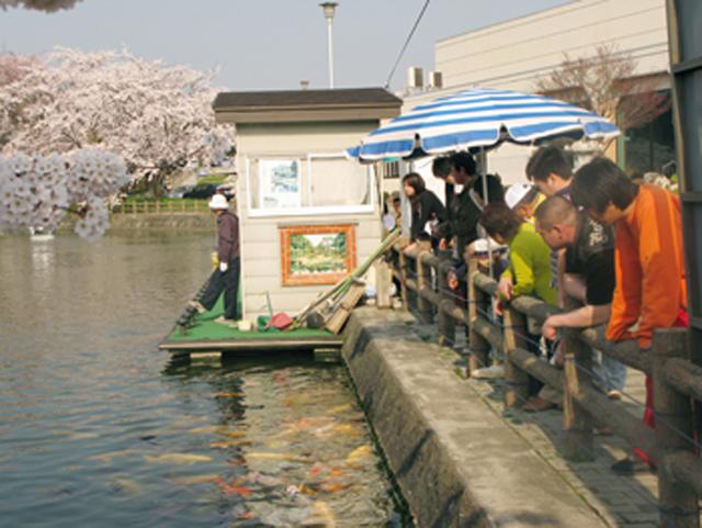 平川市尾上の猿賀公園