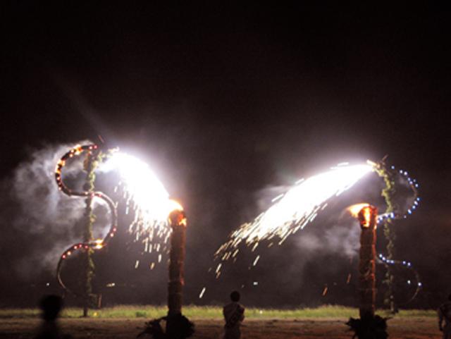 奥津軽虫と火まつり