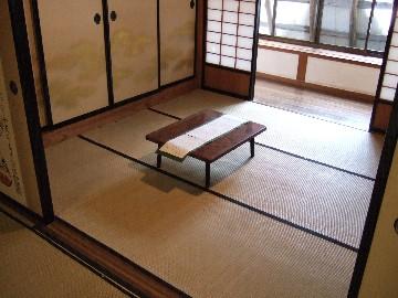 人間・太宰治を身近に感じられる場所 ~新座敷(疎開の家)