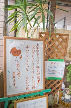 大湊海軍コロッケ ~むつドライブイン~