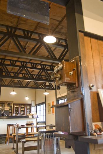 喫茶店 驛舎