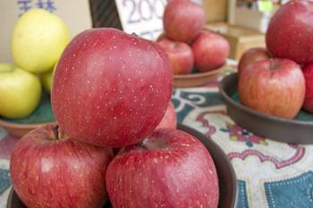 りんごスイーツちょい食べコース