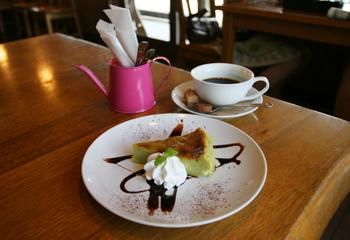 Cafe drama