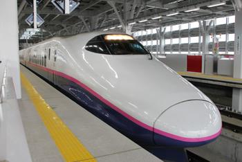 東北新幹線新青森・八戸間