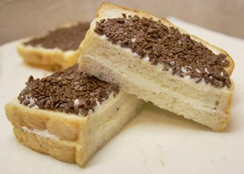 チャパティ(おくせのパン)の『チョコチップ』