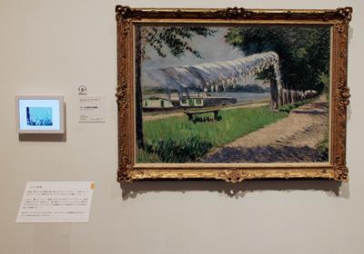 県立美術館開館5周年記念「光を描く印象派展」が開幕します