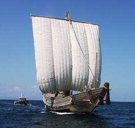 北前船と鯨餅と私。