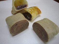黒石で買い食い「リスボン菓子店」