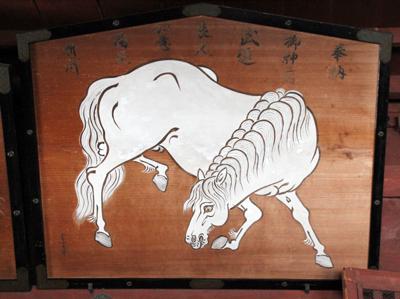 津軽の巨大絵馬をめぐる旅