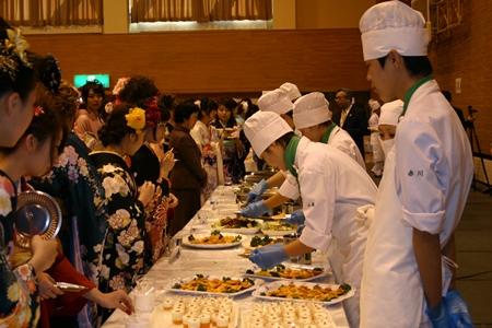 食のスペシャリスト養成学校「県立百石高等学校」
