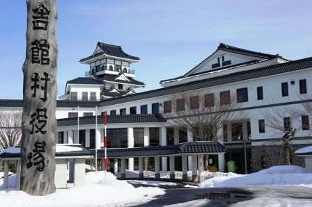 津軽の磯ラーメン「どんこラーメン」