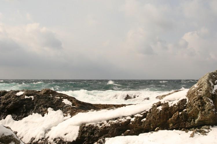 冬こそ下北。「冬の仏ヶ浦」を体験。