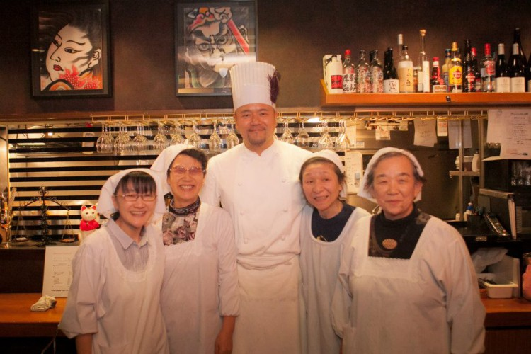 青森のかっちゃが東京でシェフになれる場所「ボワヴェール」