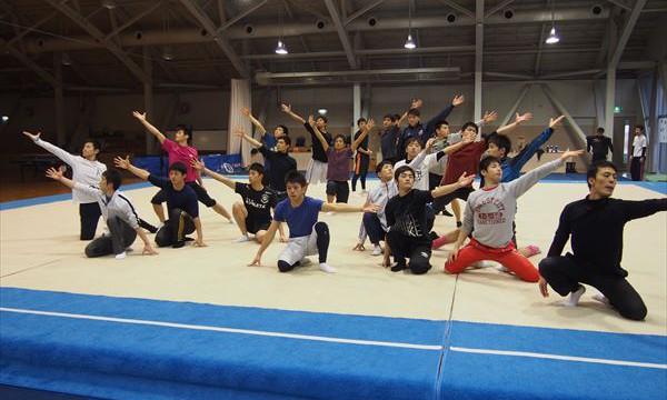 いよいよ今週末!男子新体操の新しい舞台「BLUE VOL.04」