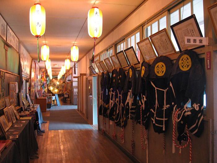 今別町の「荒馬の里資料館」