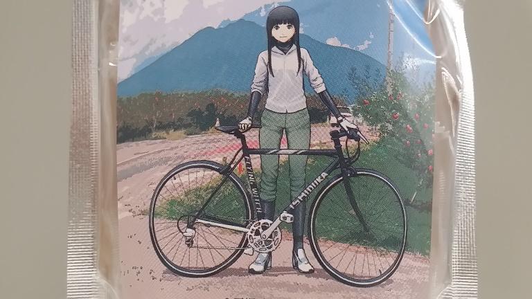 巷で話題の自転車お守りをゲットしてみた