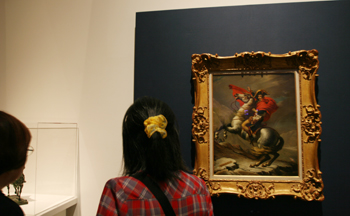 あおもり犬、ナポレオンと一緒に涼める青森県立美術館7