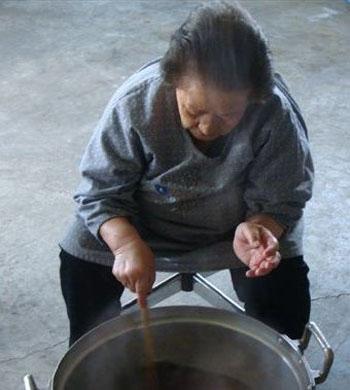 陸奥湾ホタテの佃煮「東風太鼓」2