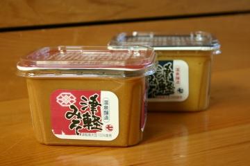 温泉×味噌=おいしい懐かしい ~マルシチ温泉醸造味噌4