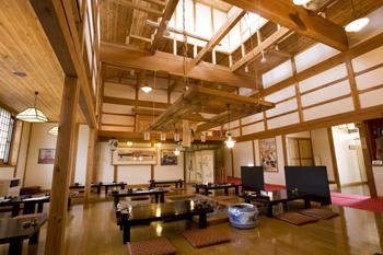 津軽三味線と山海の幸 ホテルグランメール山海荘2