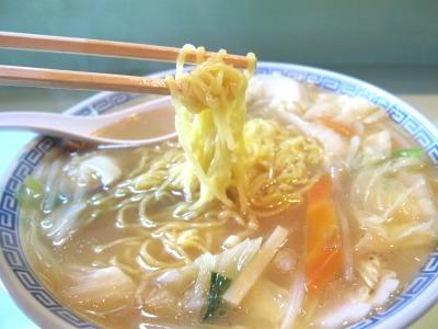見よ!この黄金スープ!