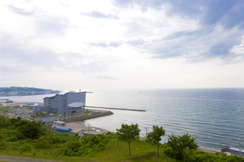 津軽三味線と山海の幸 ホテルグランメール山海荘1