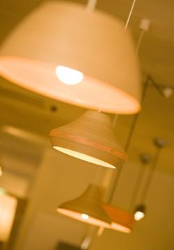 ブナコのランプシェード