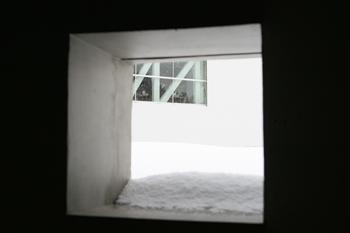 クリスマスな県立美術館2