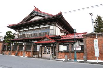 五所川原金木 「津軽三味線会館」