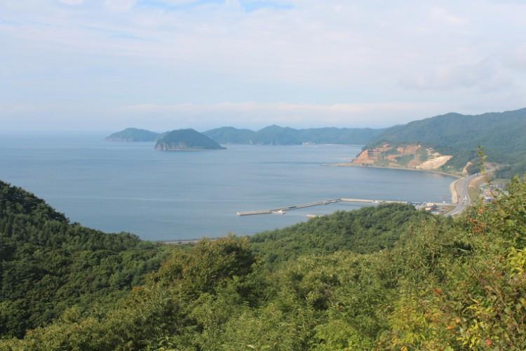 浅虫温泉海山クアの道