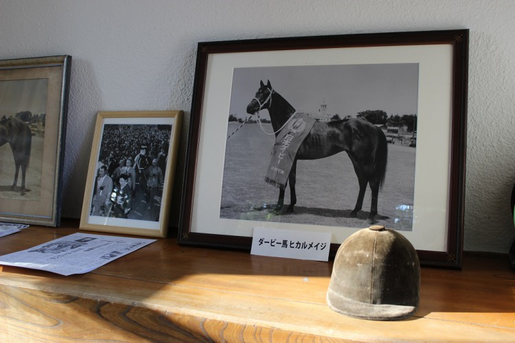 馬と共に暮らした南部曲屋。