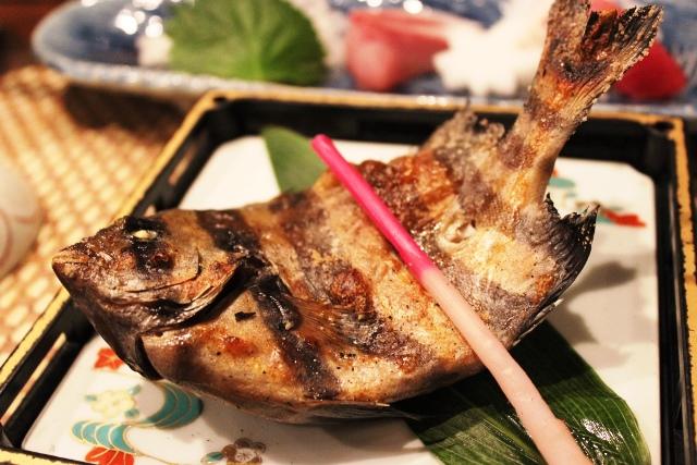 安東水軍のもてなし料理