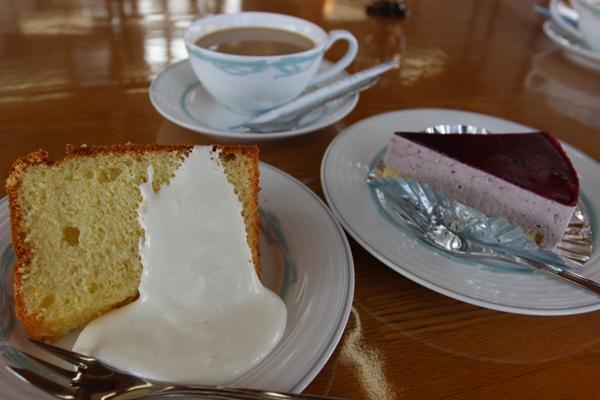山間でぽっつんと営業中「Takko cafe」