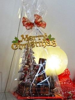 クリスマスにぴったりのお菓子の家
