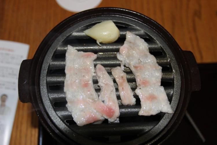 絶好調!「田子ガーリックステーキごはん」