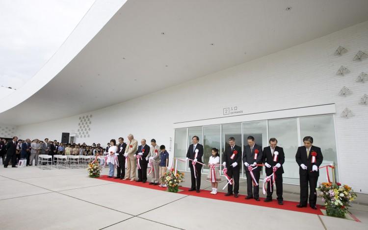 10歳になった青森県立美術館