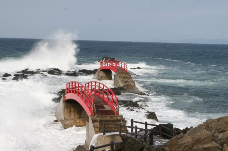 奥津軽の観光基地「信光丸」