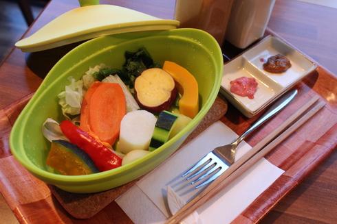 「野菜がうまい!」と野菜嫌いも納得するCafé Green Breeze