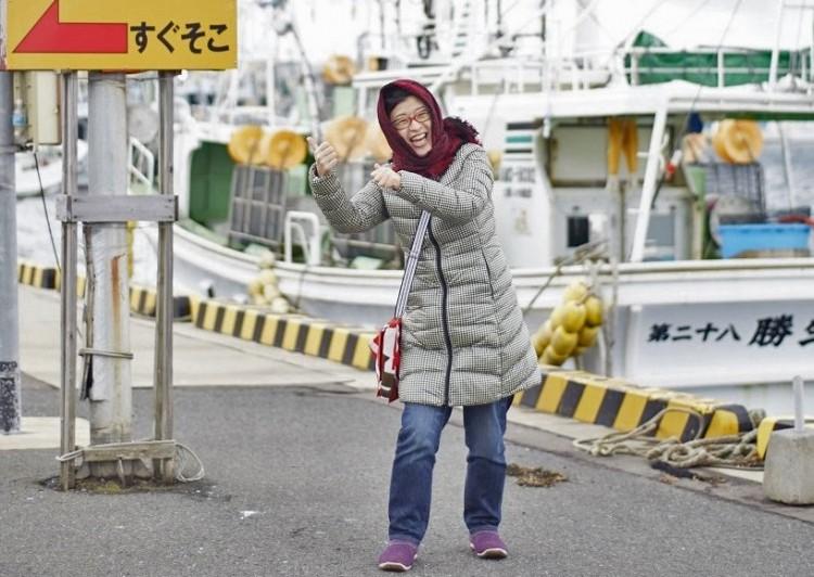 大間の浜まぢあるき ~漁師の強運おすそわけツアー~