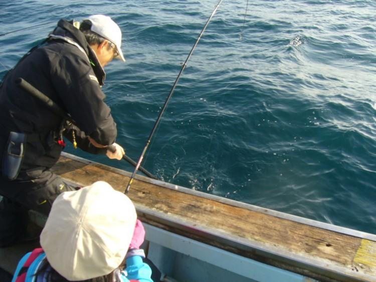 鯛ら舘(たいらだて)で秋の真鯛釣りに挑戦!!