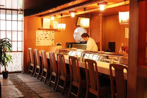 ようやく会えた太巻き寿司