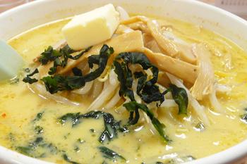 カップ麺「味噌カレーミルクラーメン」7