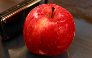 小玉リンゴふたたび