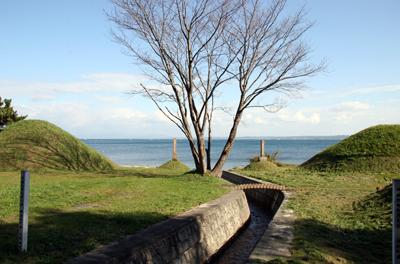 津軽と南部の藩境